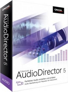 CyberLink AudioDirector Ultra 5.0.4429.0 Retail [Multi/Rus]