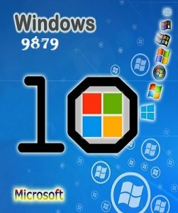 Microsoft Windows Technical Preview 6.4.9879 x86-x64 EN-RU 4х1_1411_v3 by Lopatkin (2014) Русский или Английский