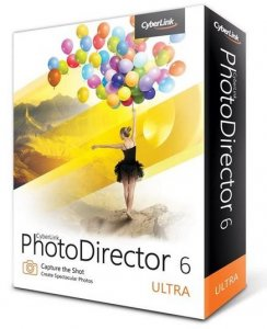 CyberLink PhotoDirector Ultra 6.0.5903.0 RePacK by D!akov [Multi/Ru]