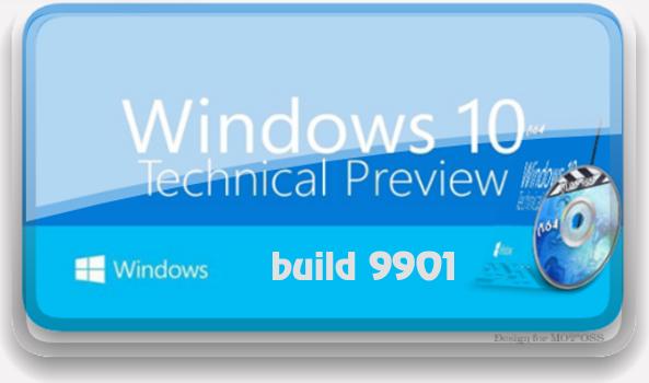 Windows 10 build 9901 (x64) (2014) [ENG]