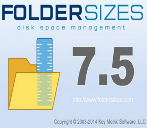 FolderSizes 7.5.22 Enterprise Edition RePack by KpoJIuK [Rus]
