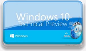 Windows 10 Technical Preview build 9888 (Original) 9888 (x64) (2014) [ENG]