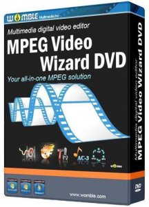 Womble MPEG Video Wizard DVD 5.0.1.111 (12.2014) [Multi/Rus]