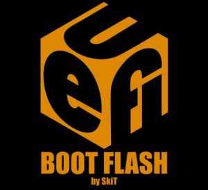 UEFI Boot Flash by SkiT 1.0 (2014) [Ru/En]