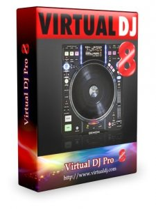 Atomix Virtual DJ Pro Infinity 8.0.0 Build 2073.888 [Multi/Ru]
