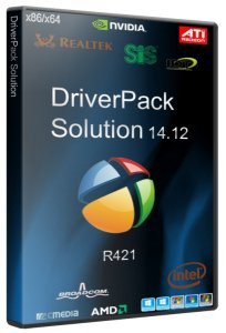 DriverPack Solution 14.12 R421 (������ ������) (x86x64) (2014) [MULTI +RUS]