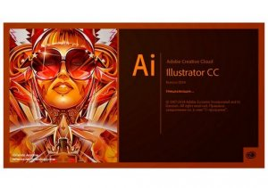 Adobe Illustrator CC 2014.1.1 18.1.1 RePack by D!akov [Rus/Eng]