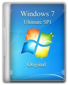 Windows 7 Ultimate SP1 Original ������������ ������ ������ � ������������ �� 05 ������� 2014 ���� 05.12.2014 [Ru/En]