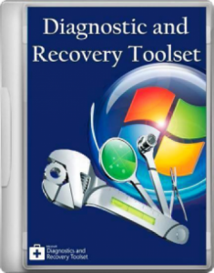 Microsoft Diagnostic and Recovery Toolset (MSDaRT) All in one 13.12.2014 (2014) [Eng/Rus]