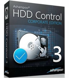 Ashampoo HDD Control 3.00.50 Corporate Edition [Multi/Rus]