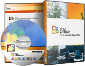 Microsoft Office Professional 2003 SP3 v2015.01.01 RePack by KpoJIuK [Rus]