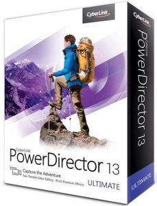 CyberLink PowerDirector 13 Ultimate 13.0.2408.0 [Multi/Ru]