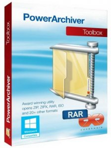 PowerArchiver 2015 Pro 15.00.38 Final RePack by D!akov [Multi/Rus]