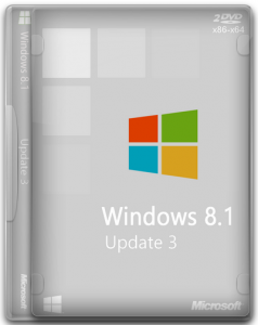 Windows 8.1 Update 3 4in2 by Padre Pedro (x86-x64) (2014) [Rus]