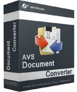 AVS Document Converter 2.3.2.233 Portable by poni-koni [Rus]