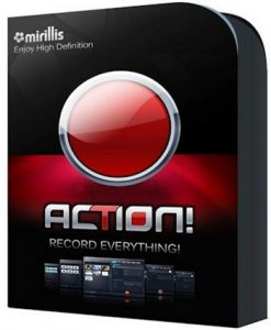 Mirillis Action! 1.20.2.0 RePack by D!akov [Multi/Rus]