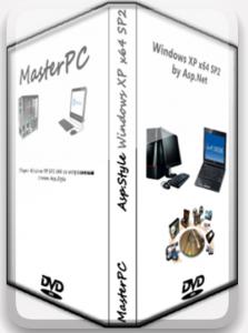 Microsoft Windows Asp.Style XP SP2 (x64) (2014) [RUS]