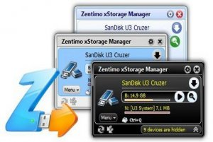 Zentimo xStorage Manager 1.8.3.1240 Final RePack by D!akov [Multi/Rus]
