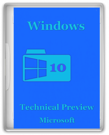 Windows 10 4 in 1 Technical Preview by UralSOFT v.1.01 (x86-x64) (2015) [Rus]