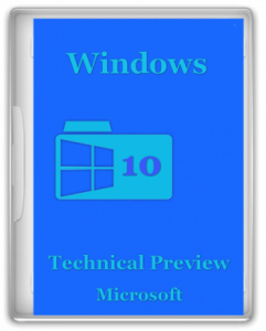 Windows 10 Technical Preview (Acronis) by L K (x86-x64) (2015) [Rus/Eng]