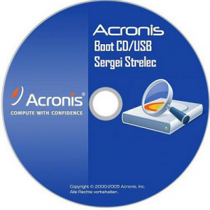 Boot CD/USB Sergei Strelec v.3.3 ( WinPE Windows 7) (x86-x64) (2015) [Rus/Eng]