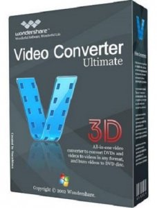 Wondershare Video Converter Ultimate 8.0.4 [Multi/Ru]