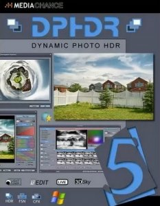 MediaChance Dynamic Photo HDR 5.4.0 Portable by Maverick [Rus]