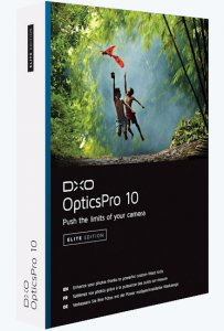 DxO Optics Pro 10.1.1 Build 198 Elite RePack by KpoJIuK [Multi/Rus]