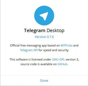 Telegram Desktop 0.7.6 [Multi]
