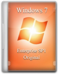 Windows 7 Enterprise SP1 Original by -{A.L.E.X.}- 10.01.2015 (x86) (2015) [Eng/Rus]