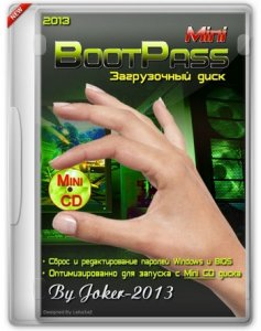 BootPass 4.0.3 Mini (x86-x64) (2015) [Rus]