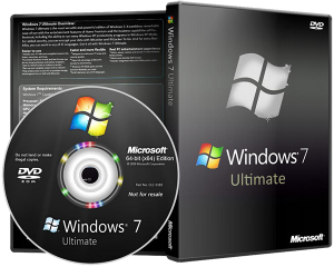 Windows 7 Ultimate SP1 by Xotta6bi4 v15.0.0 (x64) (2015) [Rus]
