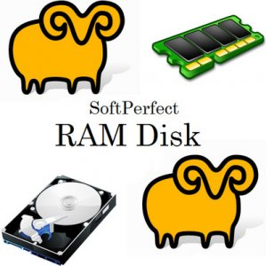 SoftPerfect RAM Disk 3.4.6 [Multi/Rus]