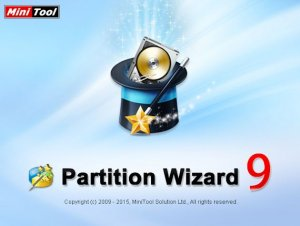 MiniTool Partition Wizard Free 9.0 RePack by WYLEK [Rus]