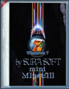 Windows 7 Ultimate SP1 mini MInstAll by SURA SOFT v.0.2 (x64) (2015) [Rus]