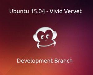 Ubuntu 15.04 Vivid Vervet Alpha II 2xDVD (i386, amd64) (2015)