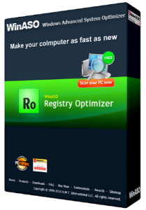 WinASO Registry Optimizer 5.0.0 [Ru] | RePack от ivandubskoj