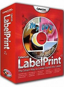 CyberLink LabelPrint 2.5.0.6603 [Mul/Ru]