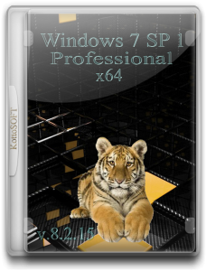 Windows 7 Professional KottoSOFT V.8.2.15 (x64) (2015) [RUS]