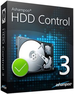 Ashampoo HDD Control 3.00.90 Corporate Edition by D!akov [Rus/Eng]