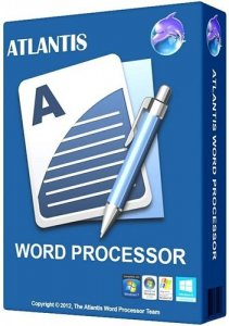 Atlantis Word Processor 1.6.6.3 Portable by Sitego [Ru/En]