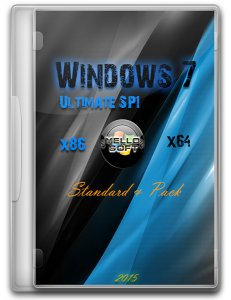Windows 7 Ultimate SP1 [Standard & Pack] by YelloSOFT (x86/x64) (2015) [Rus]