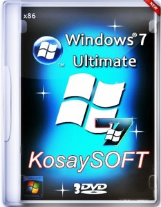 Windows7 SP1 Ultimate x86 KosaySOFT-BEYNEU 14.02.15. [RU]