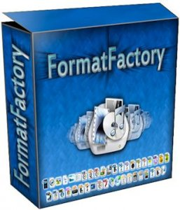 Format Factory 3.6.0 RePack (& Portable) by KpoJIuK [Multi/Ru]