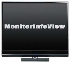 MonitorInfoView 1.20 Portable [Ru/En]