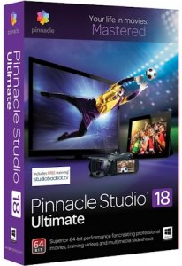 Pinnacle Studio Ultimate 18.1.0.602 + Content + Bonus Content [Multi/Ru]