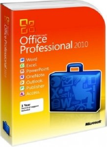 Microsoft Office 2010 Professional Plus 14.0.7143.5000 SP2 RePack by D!akov [Multi/Ru]