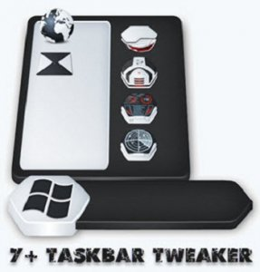 7+ Taskbar Tweaker 4.5.6.9 beta [Multi/Ru]