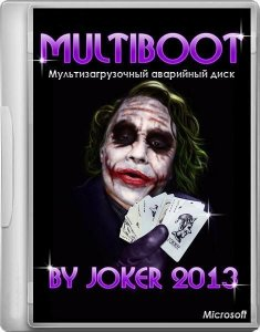 MultiBOOT by Joker 2013 v3.0 (2015) [RUS]