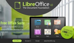 LibreOffice 4.4.1 Stable + Help Pack [Multi/Ru]